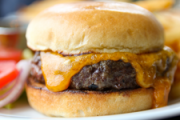 National Hamburger Week Day 6: 2941 Restaurant, Falls Church