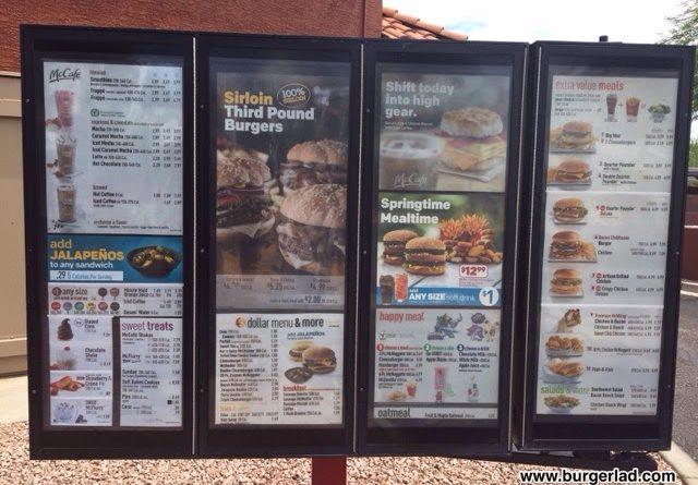 McDonald\u0027s USA Menu Prices  Price List - 2019 Prices!