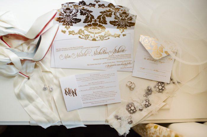 Flawless Gold  White Fox Chapel Golf Club Wedding - Burgh Brides
