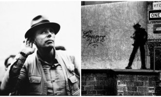 Documentaries on Joseph Beuys & Richard Hambleton Appear on the Film Festival Circuit