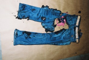 Joe Jeans & a Ralph Lauren Belt
