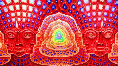 Alex Grey: Why Visionary Art Matters | Burners.Me: Me, Burners and The Man