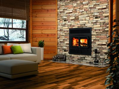 Wood Stoves Ottawa | Wood Burning Fireplace | The Burning Log