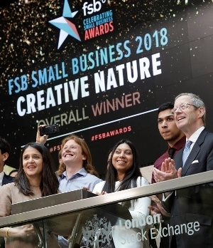 FSB Celebrating Small Business Awards 2019 - Burnley
