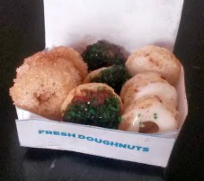 leprechaun donuts