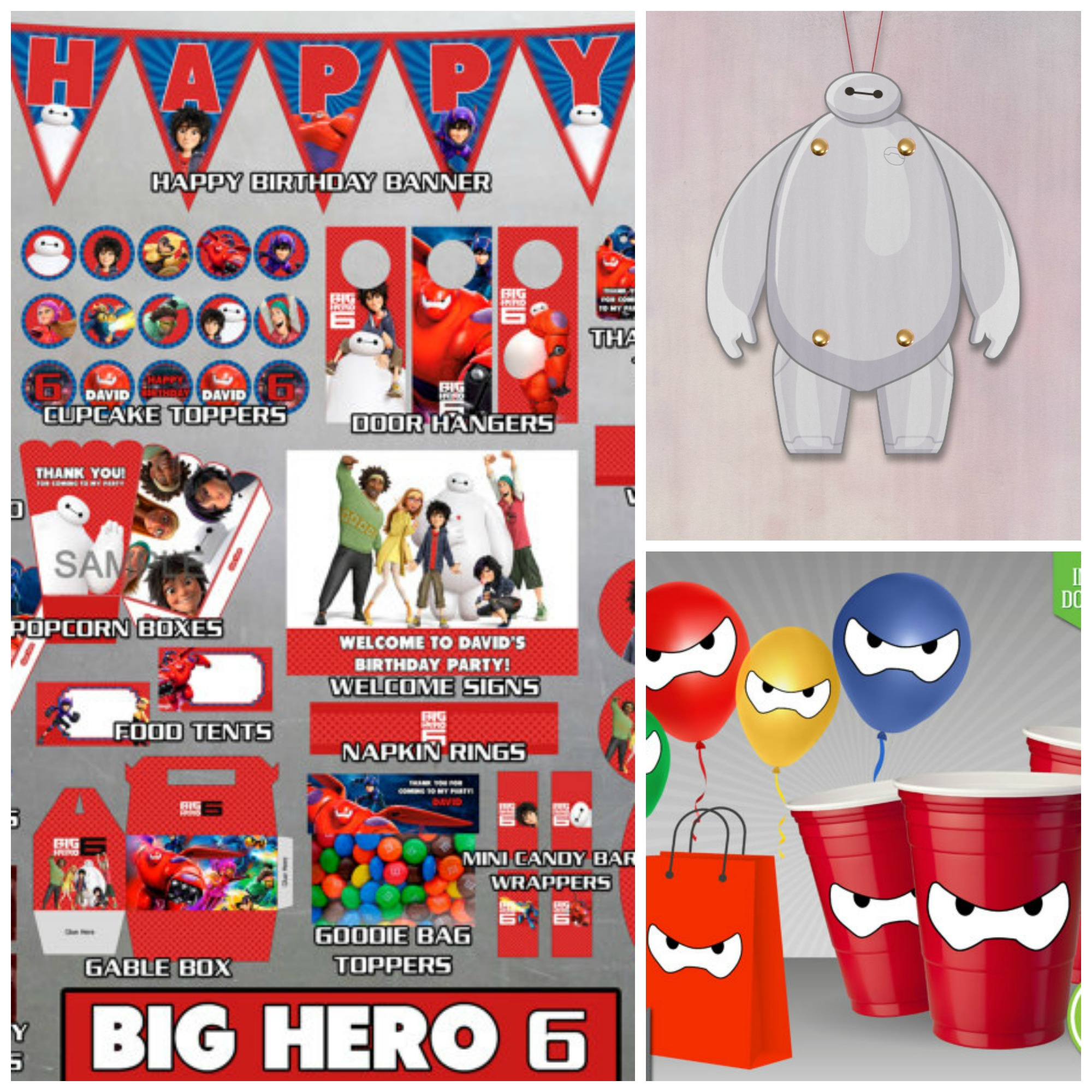 25 big hero 6 birthday party ideas burnt apple
