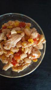 Wicked White Chicken Chili + Trim Mama Cookbook Giveaway!