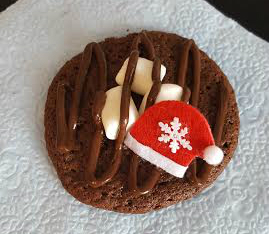 Dairy Free Hot Cocoa Cookies (+ Gluten Free Version)