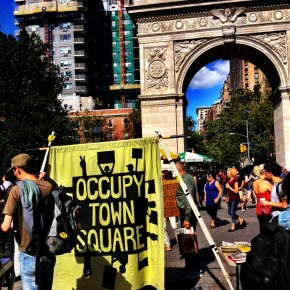 #occupy