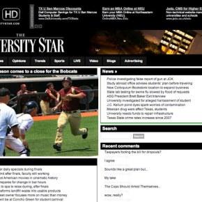 University Star