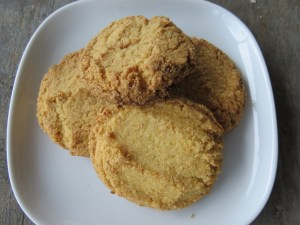 Christina Tosi's Corn Cookies