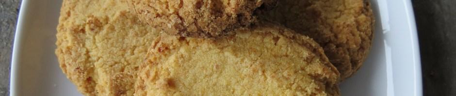 Christina Tosi's Corn Cookies