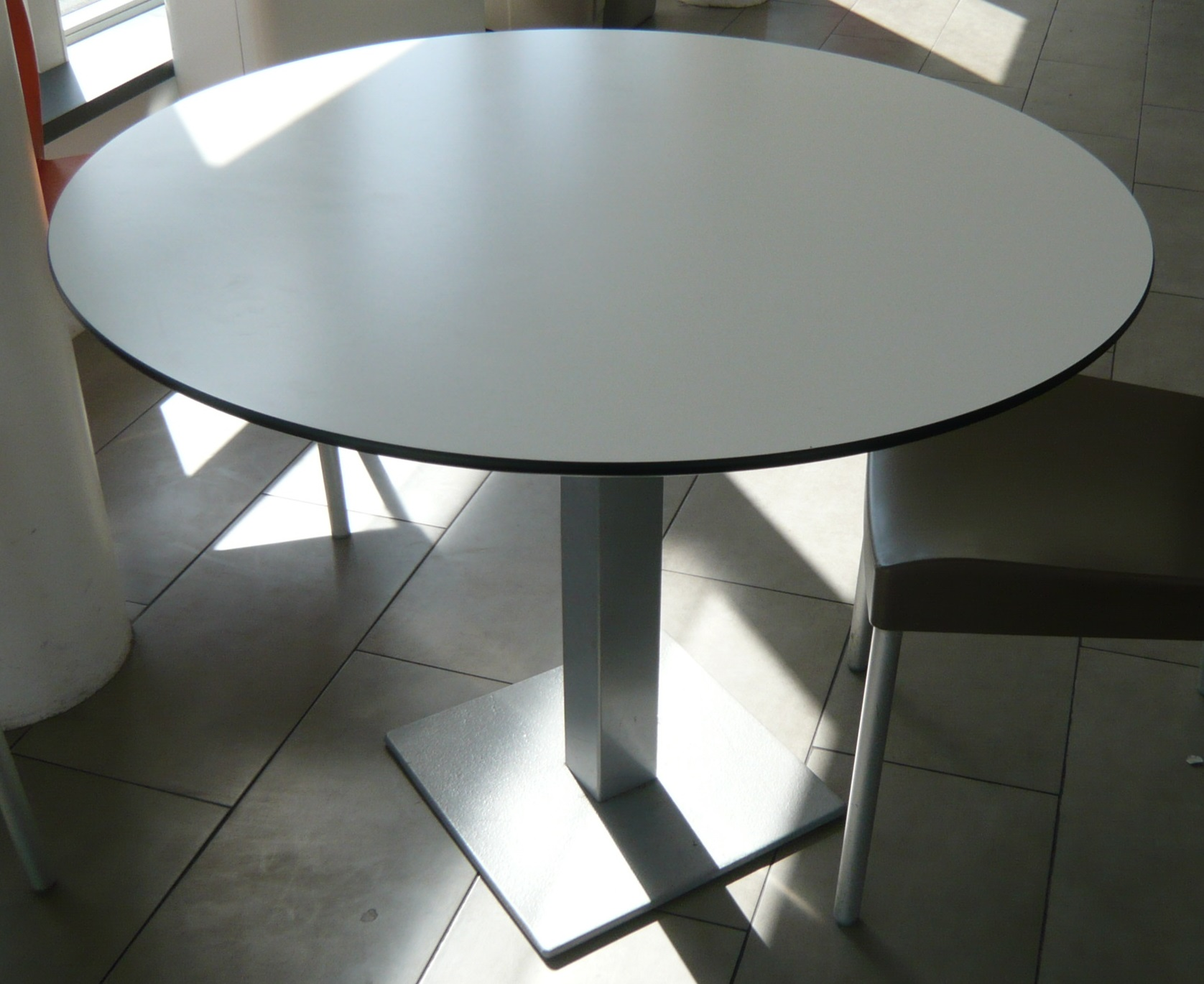 Table Ronde 100 Cm Table Ronde Diametre 100 Burocase