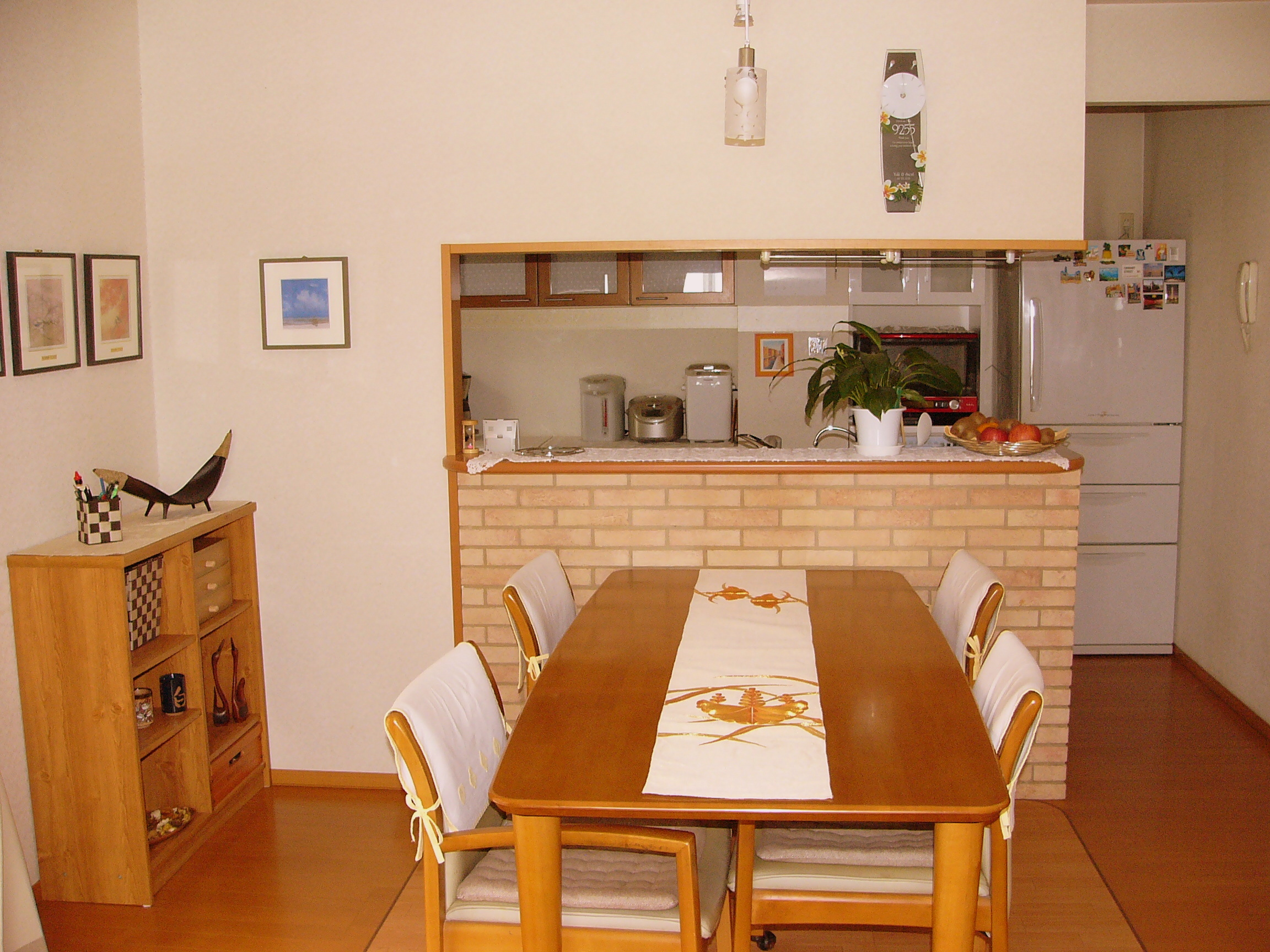 30 Cucina Con Muretto Divisorio - Inidpfohor