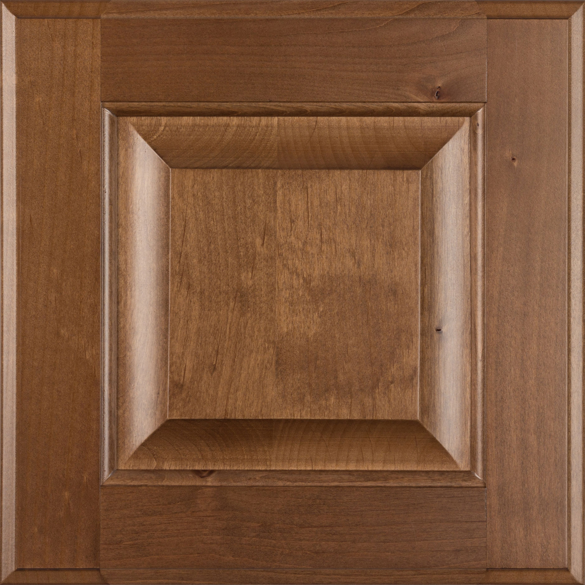 Cabinet Pulls 5-piece Raised Panel In Clear Alder Bali - Burrows
