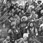 0-Ermeni çetelerinden bir gurup