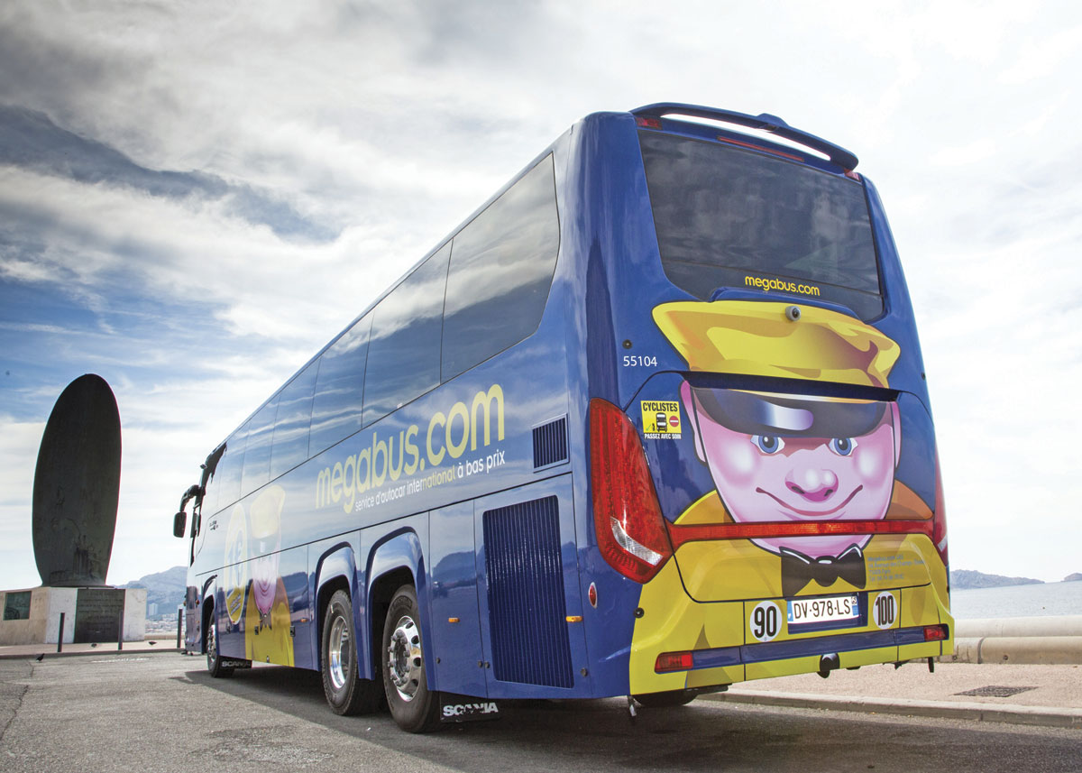 Bus Poitiers Nantes Megabus Expands In France Bus And Coach Buyer
