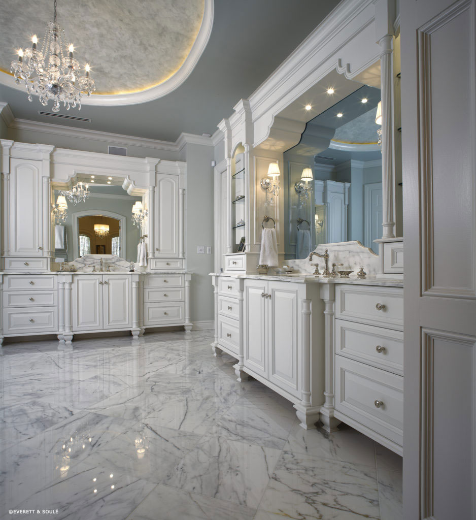 Traditional Design Bath Gallery Busby Cabinets