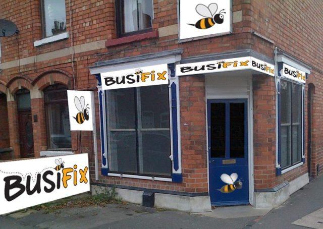 BusiFix new shop