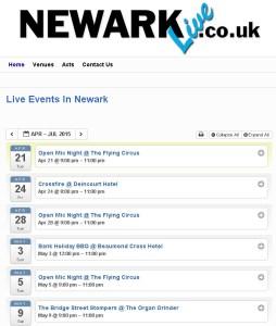 Newark Live