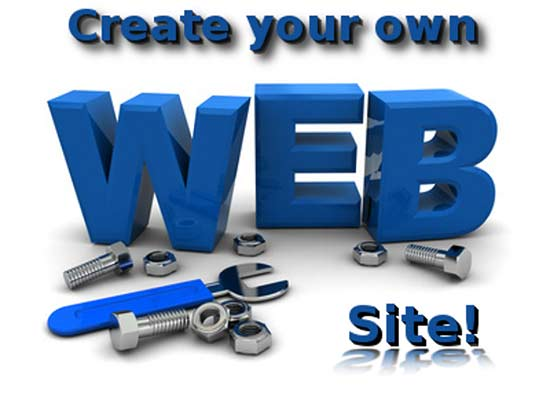 Five Most Popular Ways to Make Your Own Free Website  Business