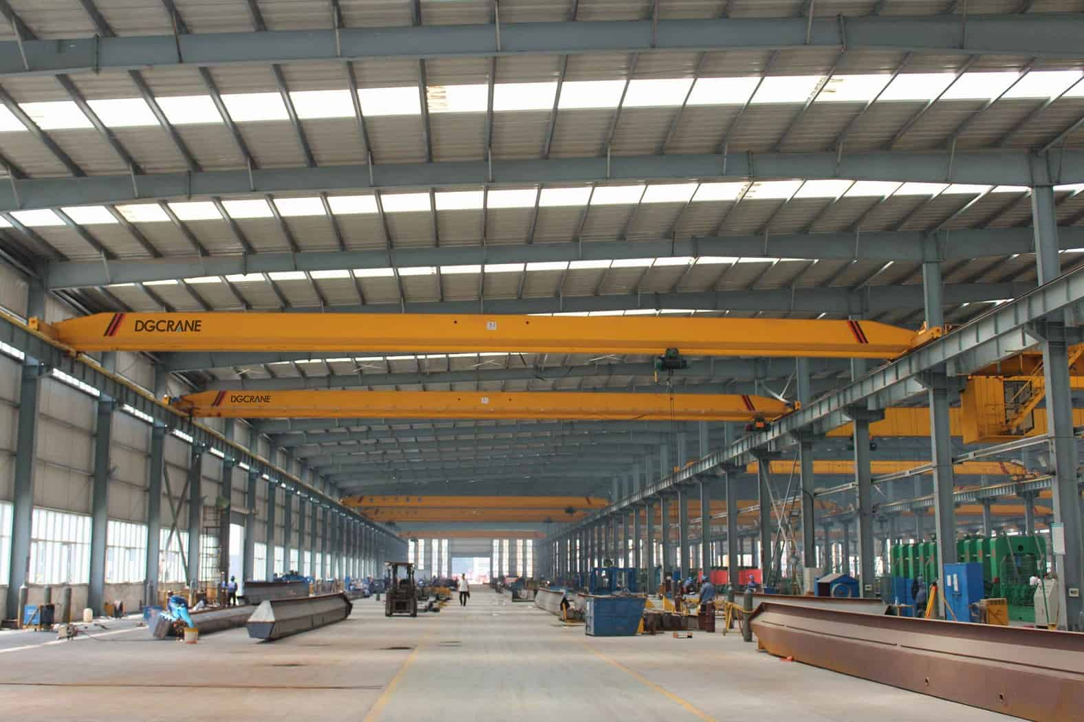 Industri Modern Safety Regulations For Overhead Cranes Protect Modern