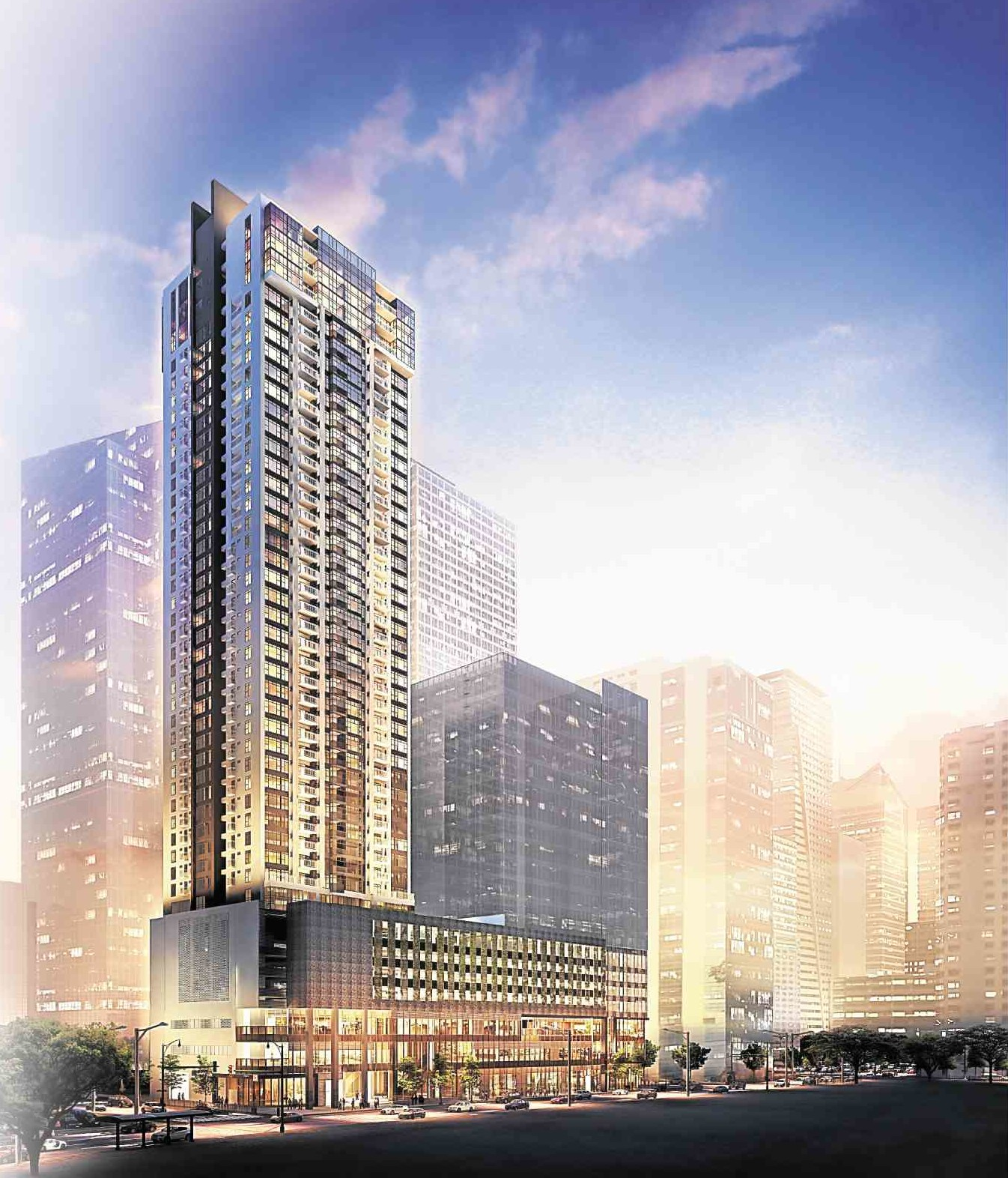 Alveo Land Launches The Gentry Residences