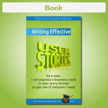eBook Writing Effective User Stories