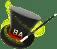 BA-hat