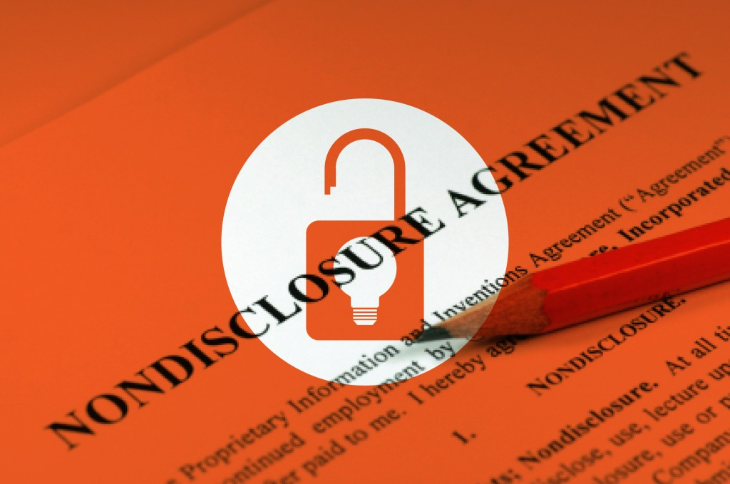 NDA agreement Terry Gorry  Co Solicitors - non disclosure agreement