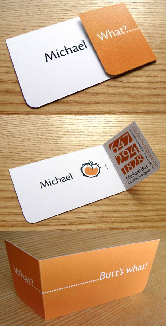 Best of the Best Business Cards of 2009