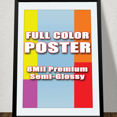 Poster Printing Cheap - Free Shipping - Buy here and save