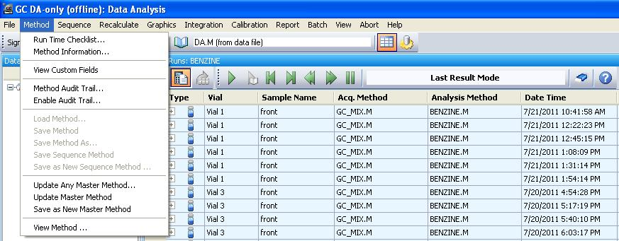 OpenLAB CDS ChemStation Edition C Tips and Tricks for GC Users - PDF
