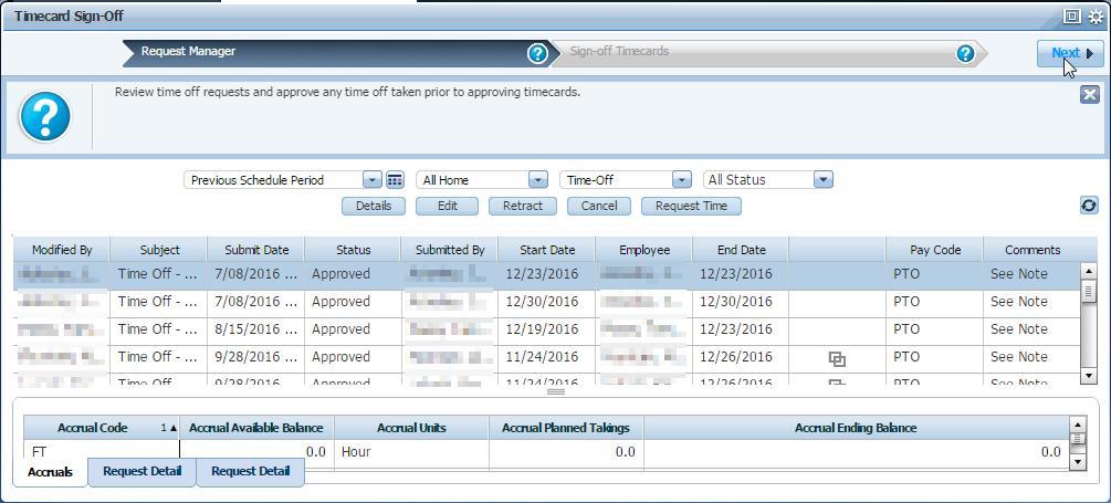 Kronos Workforce Central v80 Upgrade Guide for Timecard Approvers - PDF