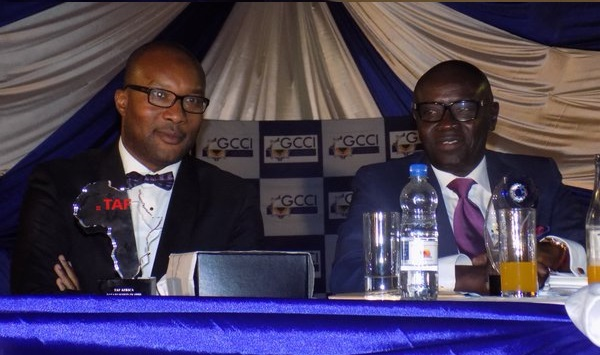 Keynote Address by Mustapha Njie at 2016 GCCI Dinner