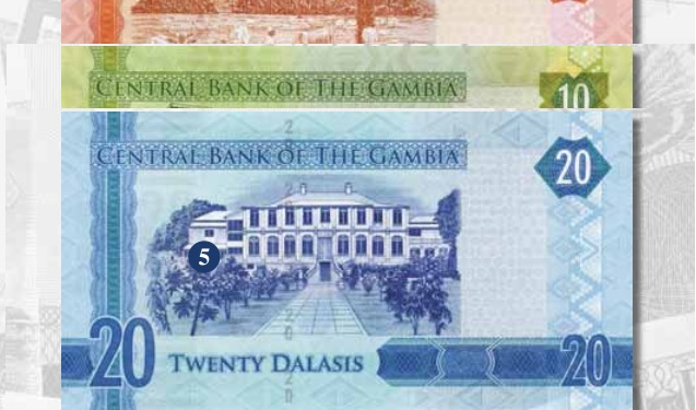 gambia currency