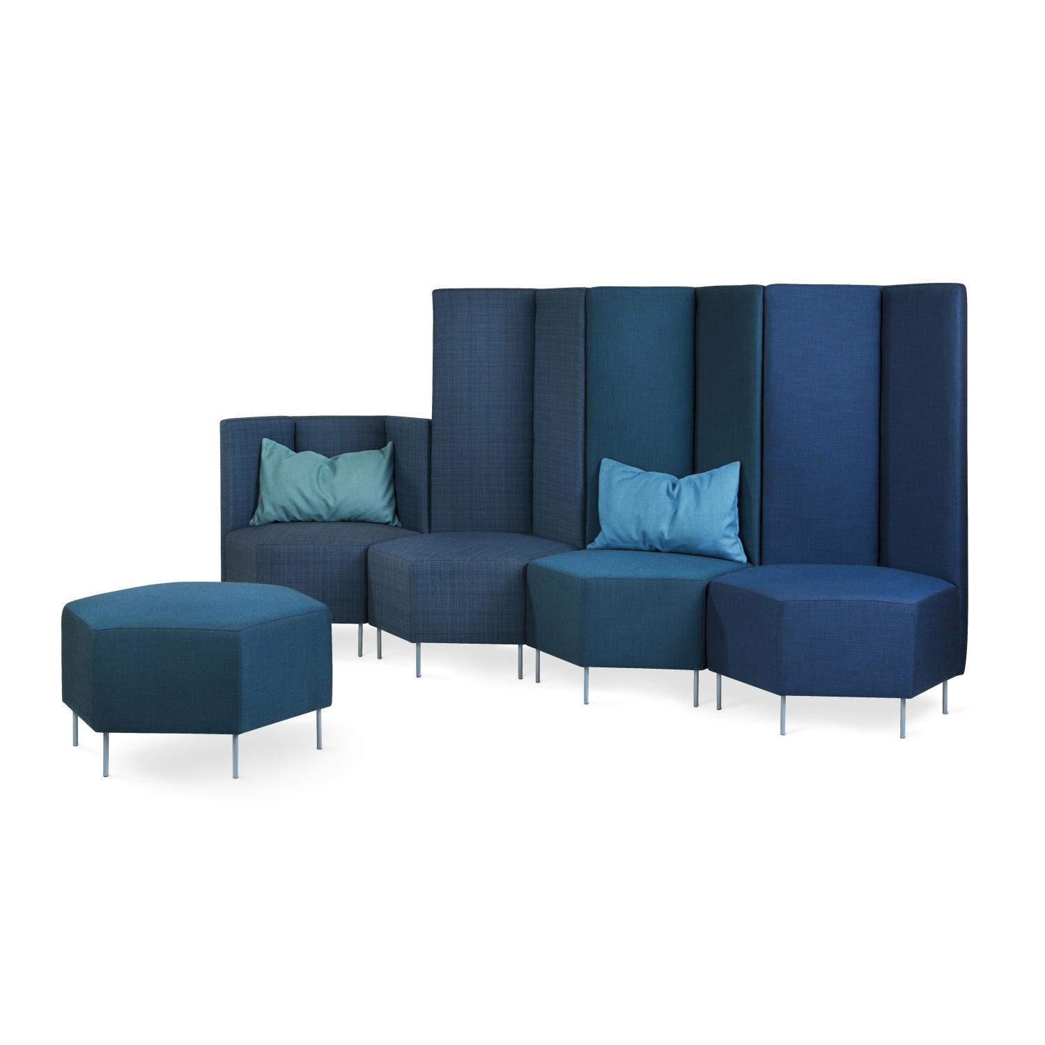 Hudson Sofa Norman And Quaine Commercial Lounges Sofas Australia Business Interiors