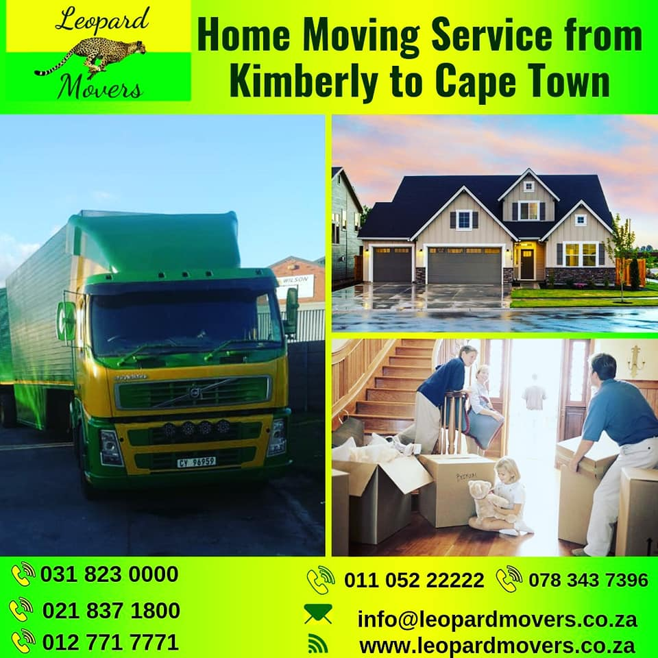 Leopard Movers Local And Countrywide Removals Anywhere In South Africa Business Link