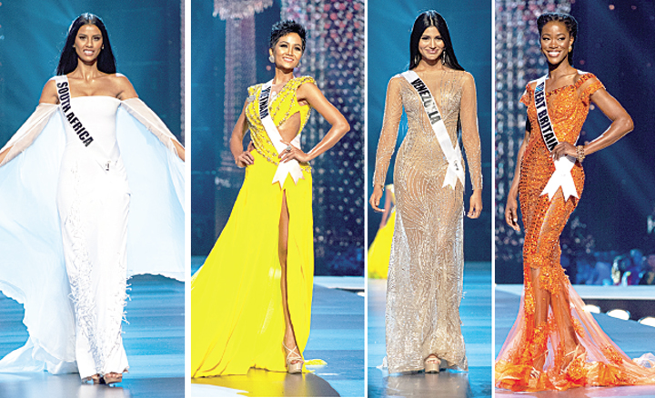 Best Of 2018 Miss Universe Most Likely Businessmirror
