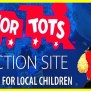 Exhibit At The Toys For Tots Event December 10 Business
