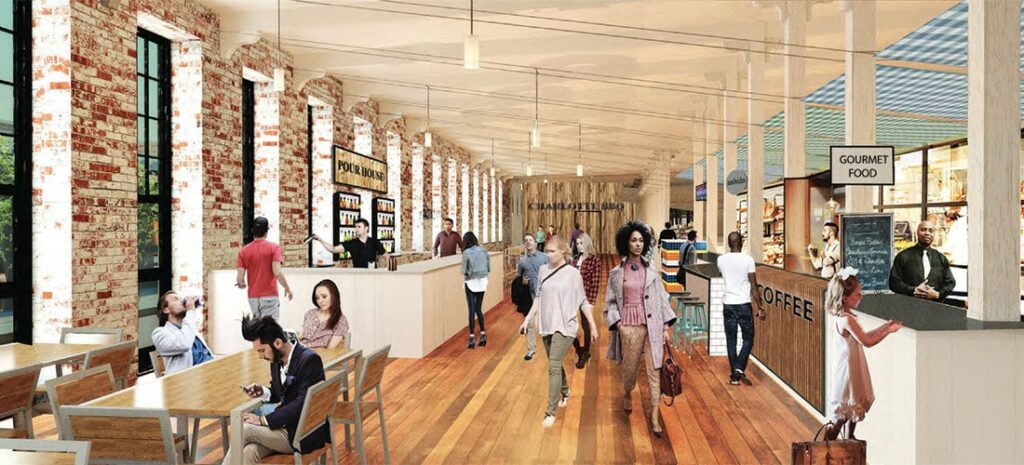 Food Halls Popping Up In Charlotte And Raleigh Business