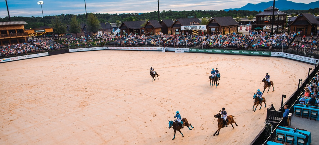 Monstrous impact likely from Tryon equestrian center\u0027s September