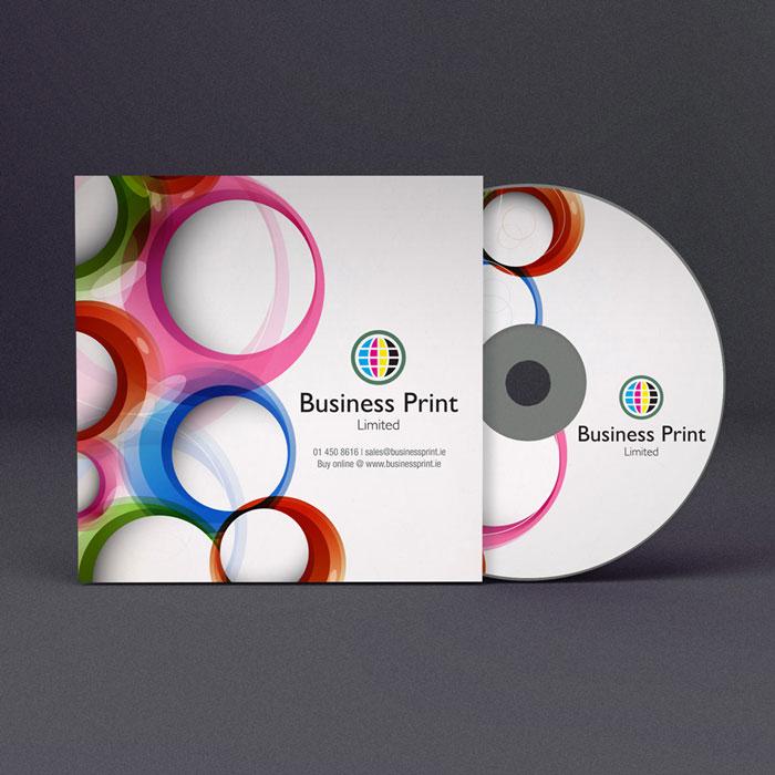 CD Label Print CD Sleeves Business Print