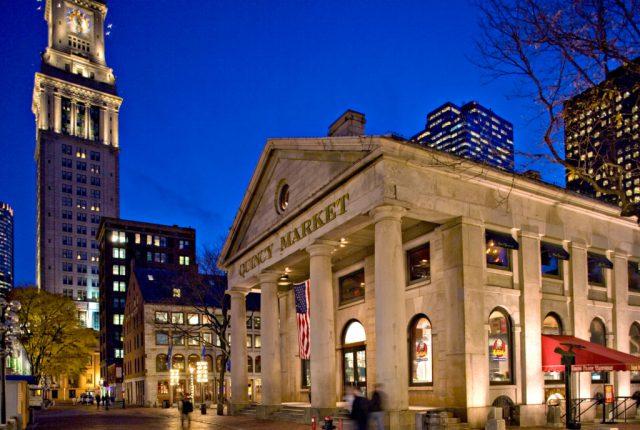 Faneuil Hall Boston
