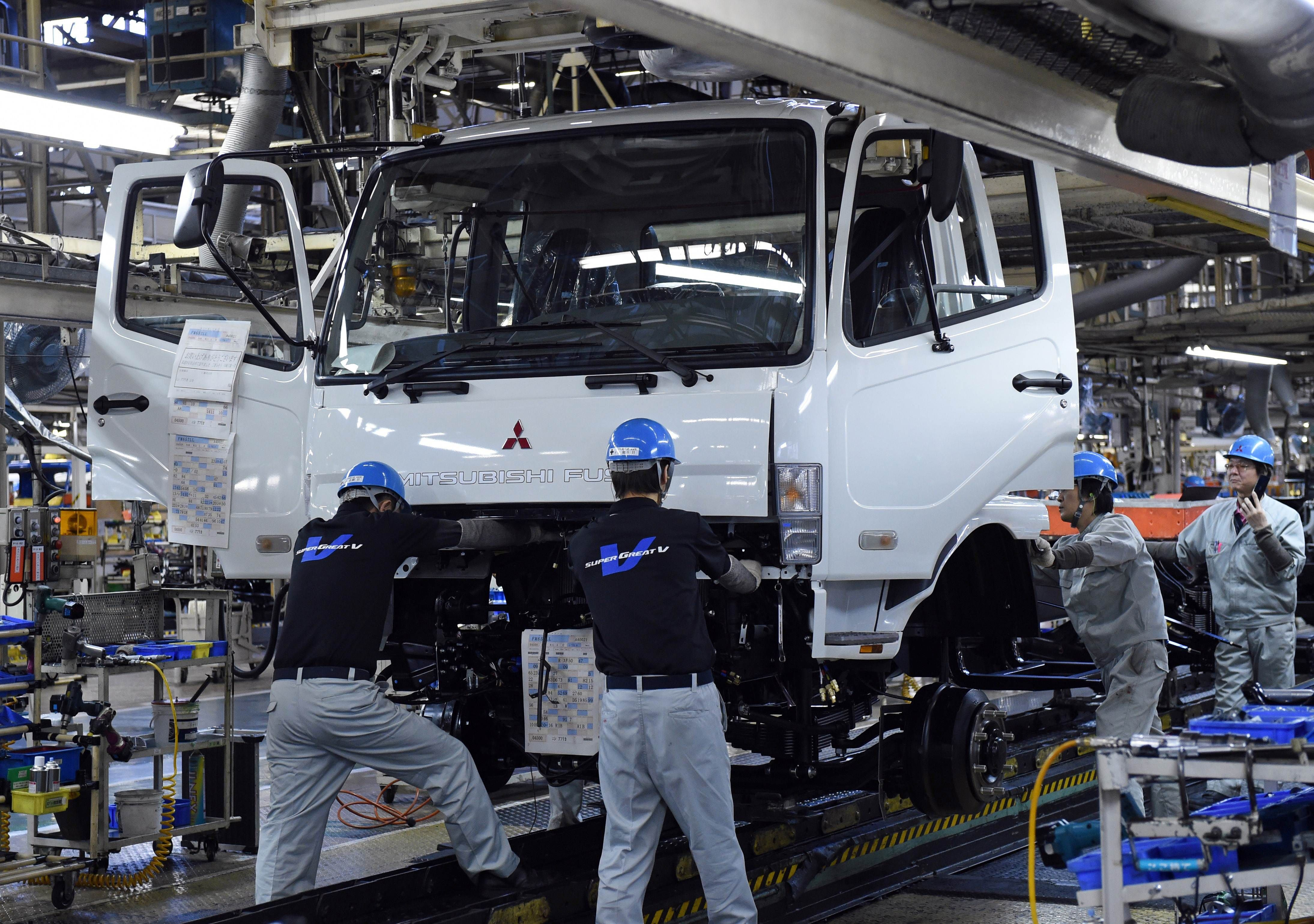 Vehicle Manufacturers In Japan Japan Big Manufacturers Turn Pessimistic In Q2 Expect