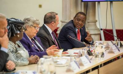 Uhuru extols benefits of intra-Africa trade - Business ...