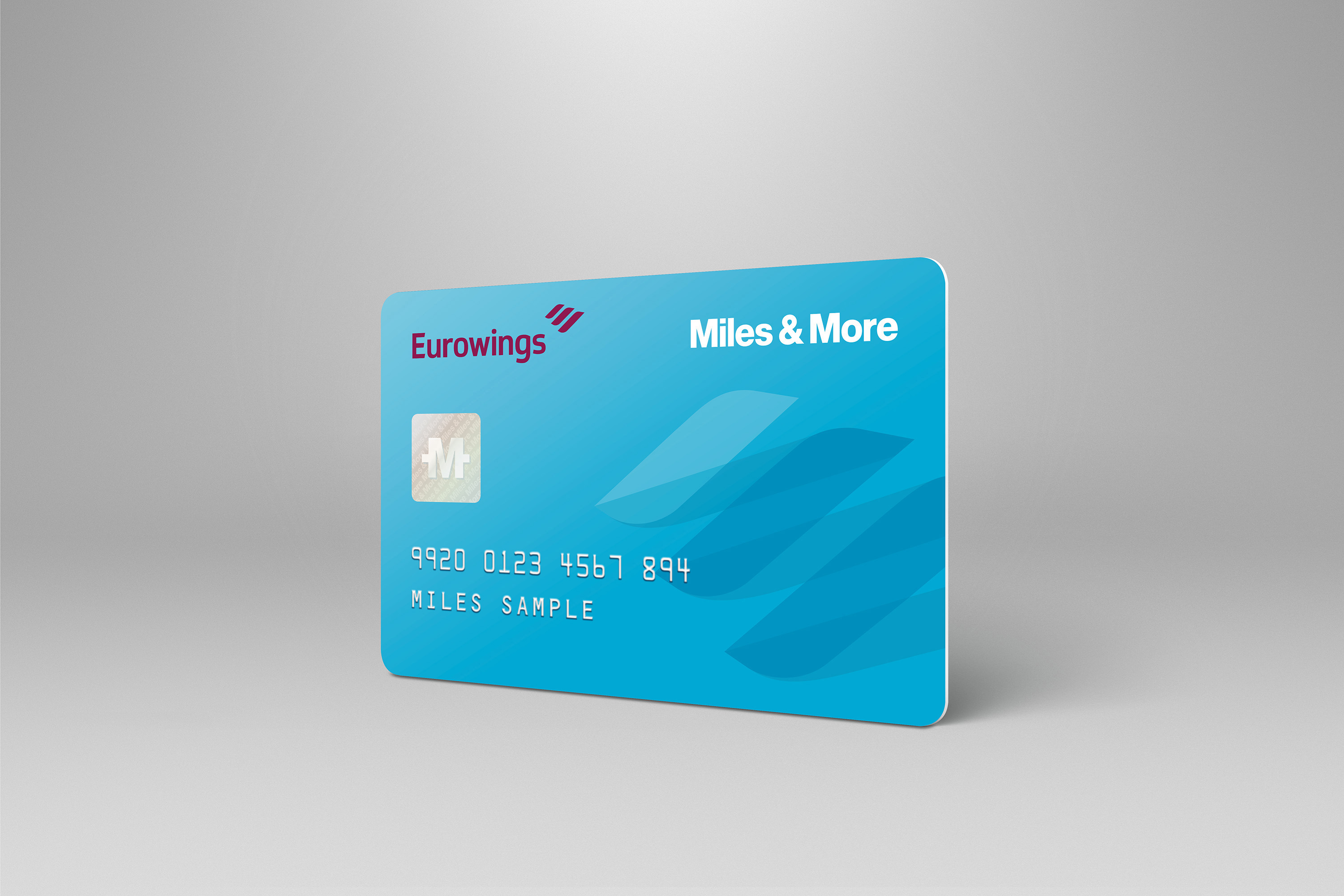 Miles And More Business Ab Sofort Gibt Es Eine Eigene Eurowings Miles More Karte Foto