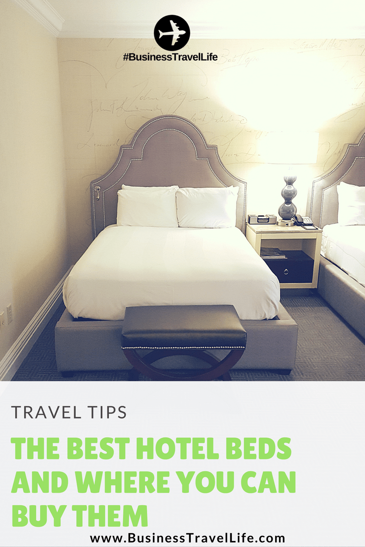 Beds And Beds Best Hotel Beds And Where You Can Buy Them Business Travel Life