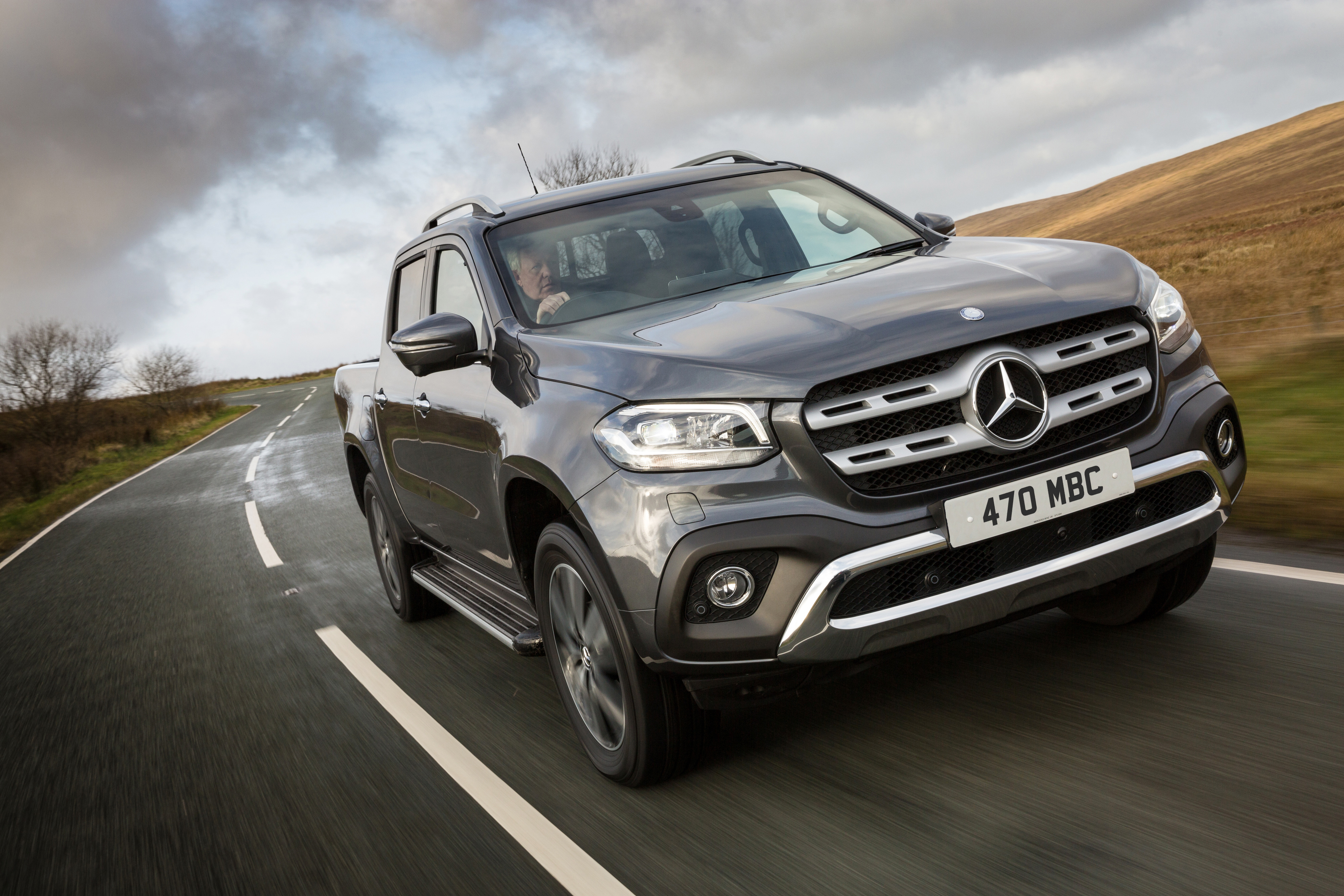 Mb X? S? New Mercedes X Class Defines Premium Pickup Business Vans