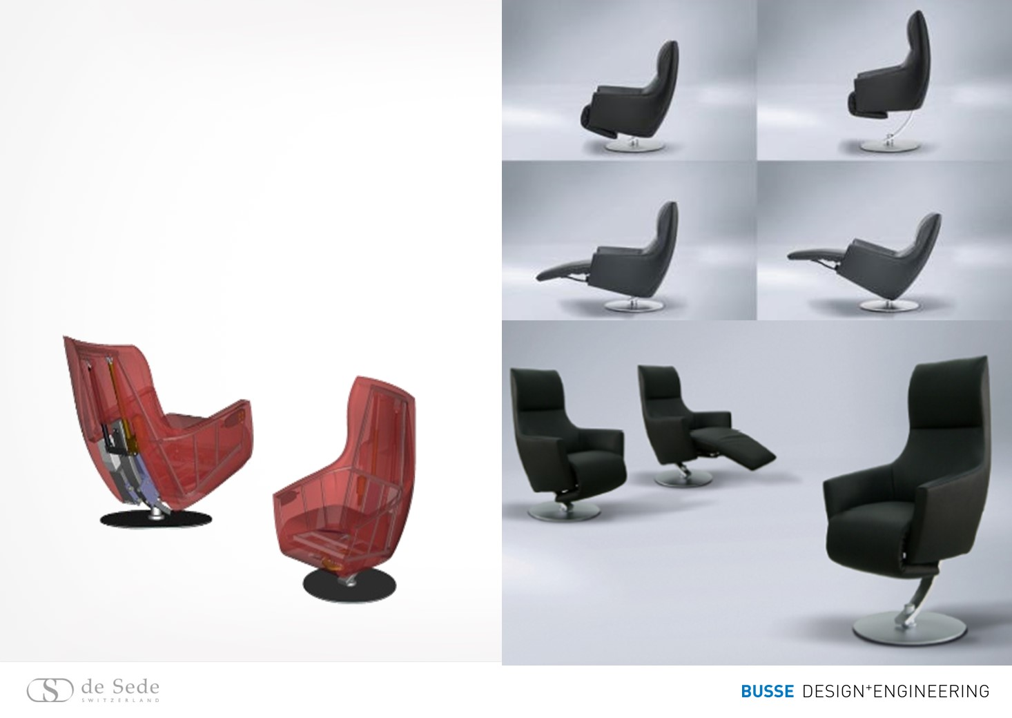 Relaxsessel Design References Successful Product Developments From The Area Of
